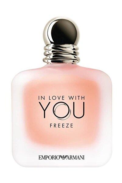 Emporio Armani In Love With You Freeze Edp 100 Ml Kadın Parfümü