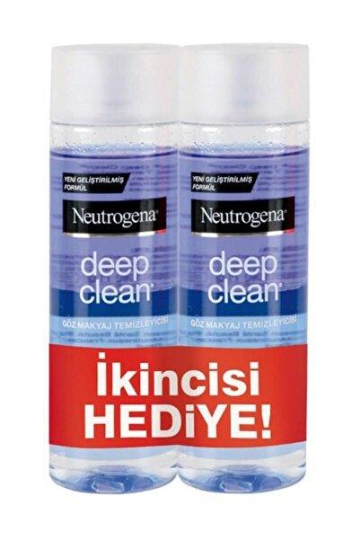 Neutrogena Deep Clean Göz Makyaj Temizleme 2li