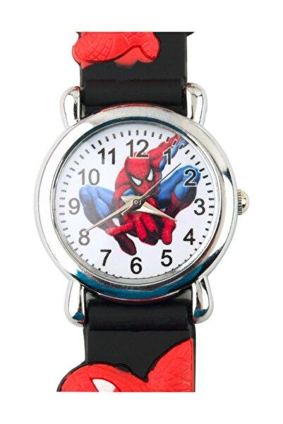 10 Crosby Derek Lam Örümcek Adam Figürlü Çocuk Kol Saati