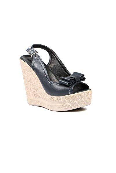 Hammer Jack Lacıvert Bayan Terlik / Sandalet 372 1035-Z