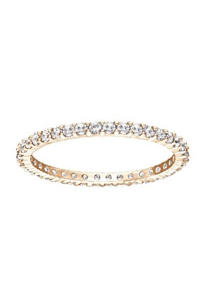 Swarovski Kadın Yüzük Vittore:Ring Czwh/Ros 50 5095327
