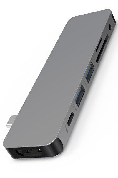 HyperDrive Solo 7 In 1 Usb-c Hub Gray (macbook, Pc)