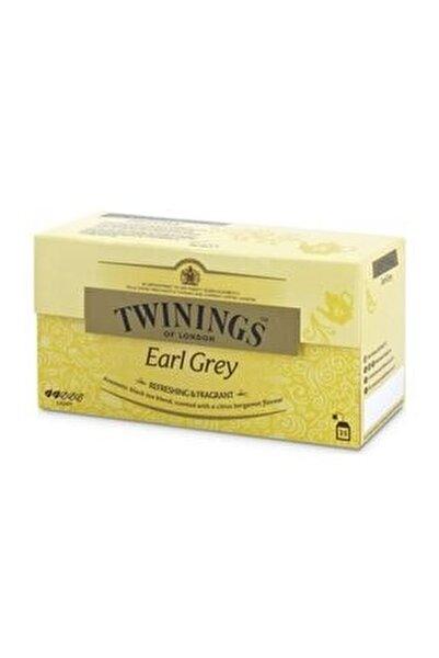 Earl Grey Poşet Çay - 25'li