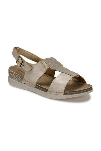 Polaris 91.150775PZ Altın Kadın Sandalet 100374790