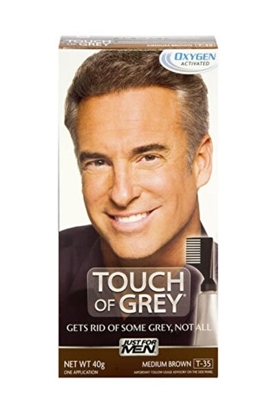 Just For Men Just For Men Touch Of Grey Saç Boyası Orta 50 G