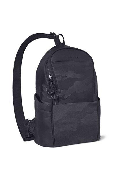 Skip Hop PAXWELL Tek Askılı Çanta - Siyah Kamuflaj