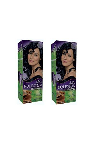 Koleston Naturals Böğürtlen Siyahı 2/8 (ikili)