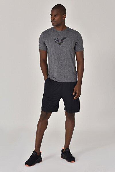 bilcee Antrasit Erkek T-Shirt GS-8879