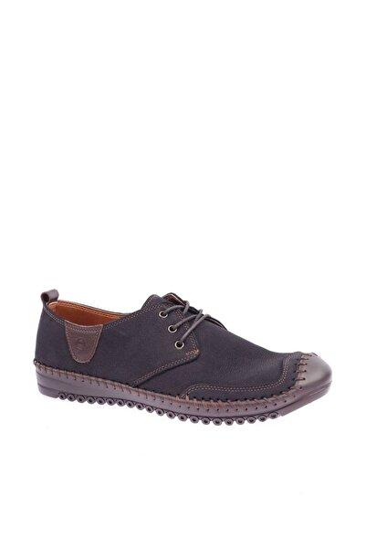 Mammamia Siyah Nubuk Erkek Ayakkabı D20YA-7070