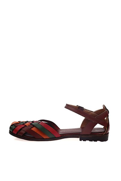 Mammamia Lame Simli Flotur Kadın Sandalet D20YS-1820
