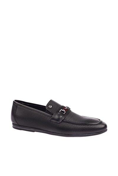 Pierre Cardin Siyah Erkek Klasik Ayakkabı