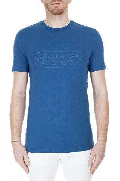 Hugo Boss Regular Fit T Shirt Erkek T Shirt 50425697 434