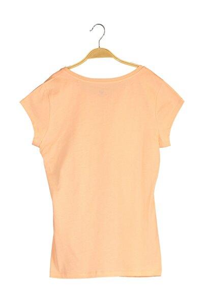 Kadın Spor T-Shirt - NB VOM TEE - V-WTT918-FJI