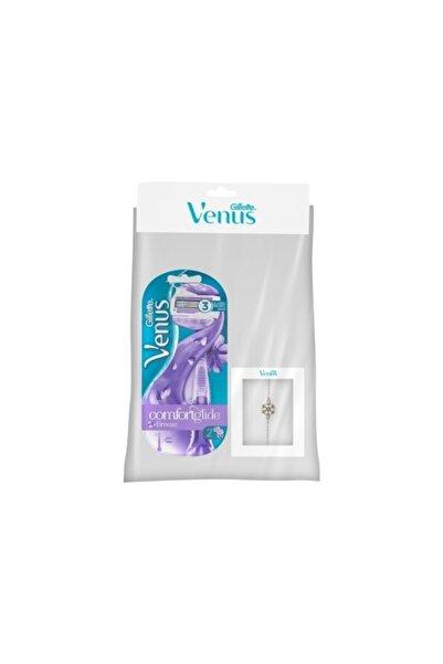 Gillette Venus Breeze Tıraş Makinesi + Yedek Bıçak 2 Adet (bileklik Hediye)
