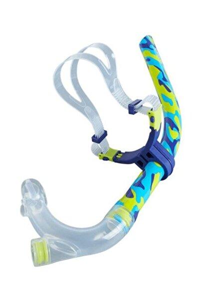 SPEEDO 8-07361C572 Center Yüzücü Eğitim Şnorkeli