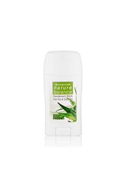 Huncalife Nature Balance Deodorant Stick 50 Ml - Aloe Vera & Yeşil Çay