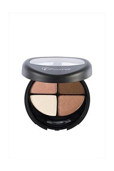 Flormar 4'lü Göz Farı - Quartet Eyeshadow Copper Dream No: 401 8690604051724