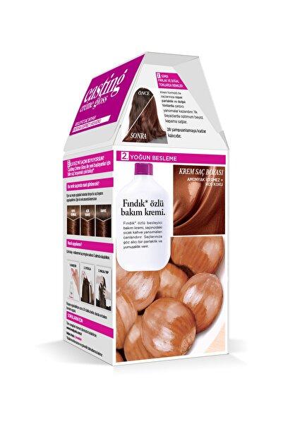 L'oréal Paris Casting Crème Gloss Saç Boyası 600 Parlak Kahve