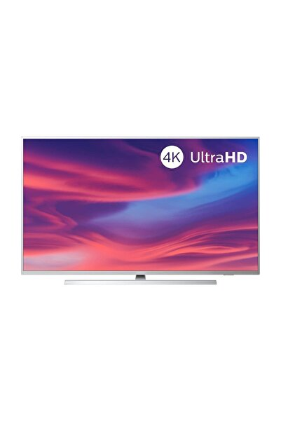 "50PUS7304 50"" 127 Ekran Uydu Alıcılı 4K Ultra HD Smart Android LED TV"