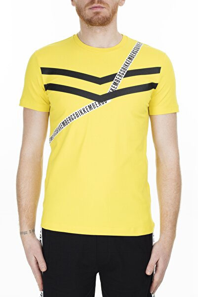 Bikkembergs T Shirt Erkek T Shirt C700128E1814I10