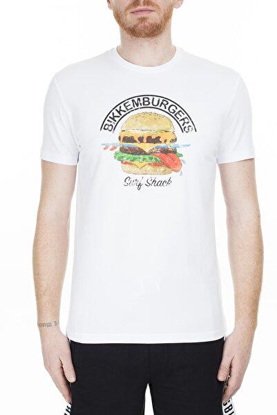 Bikkembergs T Shirt Erkek T Shirt C7001D4E1814A00