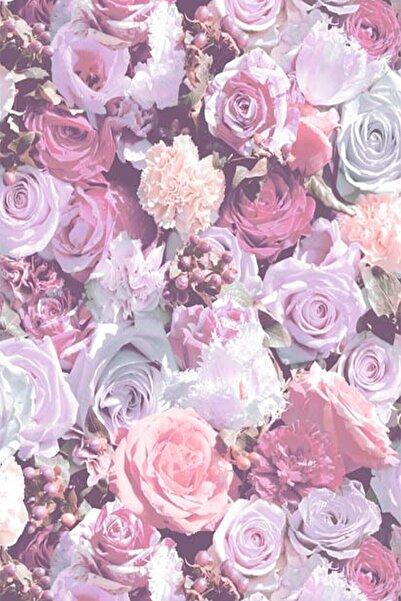 Bien Ithal A006 Çiçekler Desen Avrupa Duvar Kağıdı 5,33 M²
