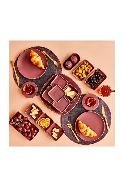 Bella Maison Allure Gül Kurusu Çay Bardağı Seti 6′lı