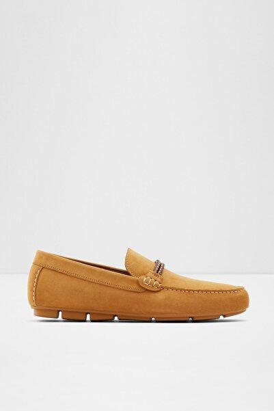 Aldo Erkek Koyu Sarı Loafer Ayakkabı