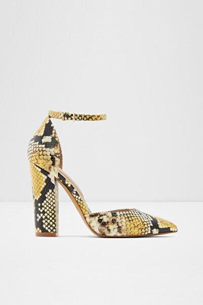 Aldo NICHOLES - Sarı Kadın Topuklu Ayakkabı