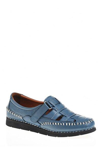 Derigo Kadın Sandalet Mavi
