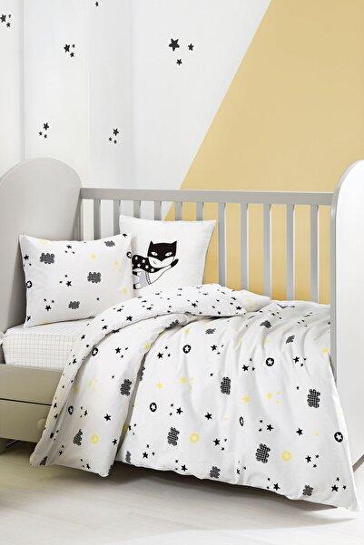 Yataş Bedding Hero Ranforce Bebek Nevresim Takımı