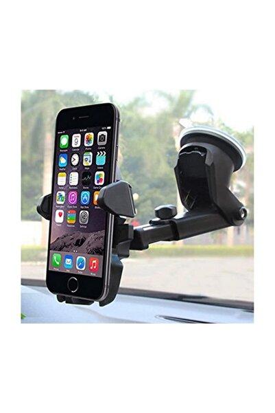 OKMORE Uzatılabilir Vakumlu Standlı Araba Telefon Tutucu