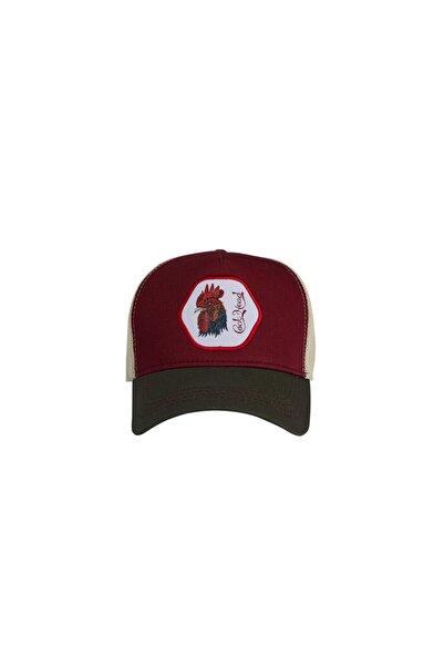 Bad Bear Erkek Şapka ROOSTER CAP MAROON