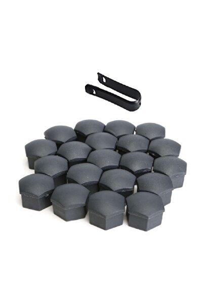 parçazamanı Seat Leon 2013 -2016 Bijon Kapağı Seti Siyah
