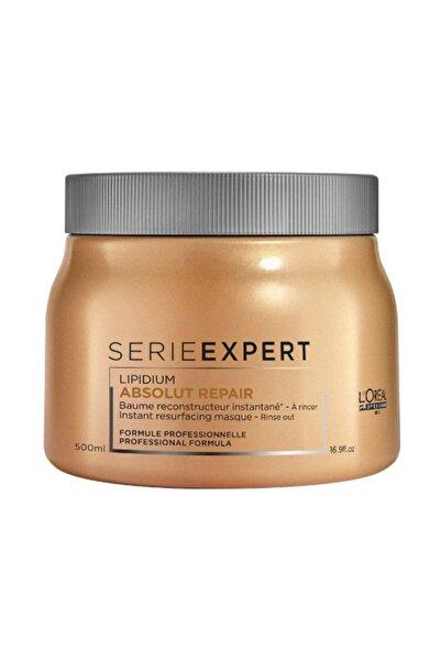 L'oreal Professionnel Serieexpert Absolut Repair Gold Masque Saç Maskesi  500 ml 3474636481781