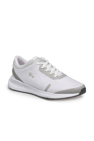 Beyaz Erkek Koşu & Antrenman Ayakkabısı