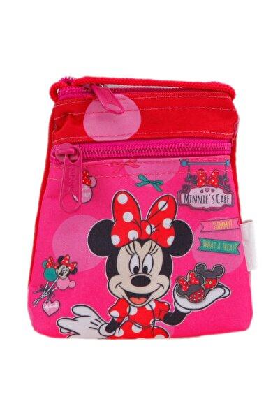 MINNIE 72550 Kırmızı Kız Çocuk El Çantası