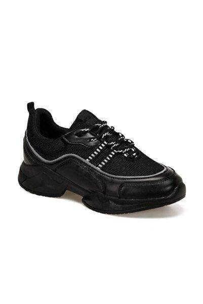 ART BELLA CS20002 Siyah Kadın Sneaker Ayakkabı 100517973