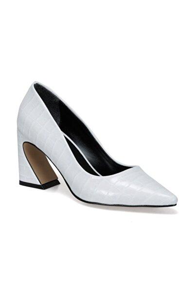 Butigo Toro Beyaz Kadın Gova Ayakkabı