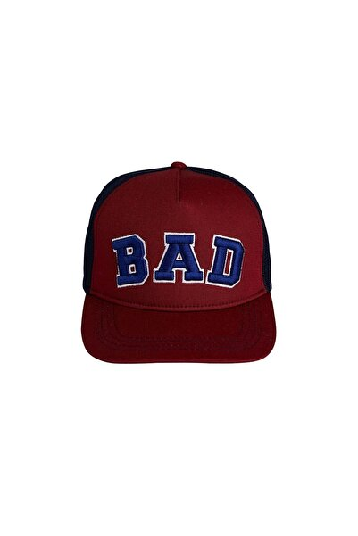 Bad Bear Erkek Şapka BAD BASE CAP MAROON