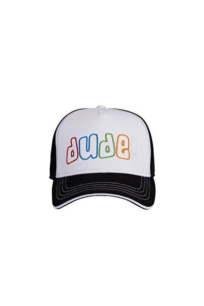 Bad Bear Erkek Şapka DUDE CAP OFF-WHITE