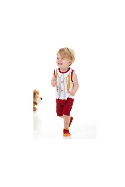 GSStore Galatasaray Lisanslı Bebek Tulum