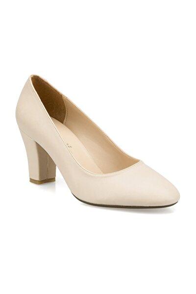 Polaris Bej Kadın Gova Ayakkabı 315132