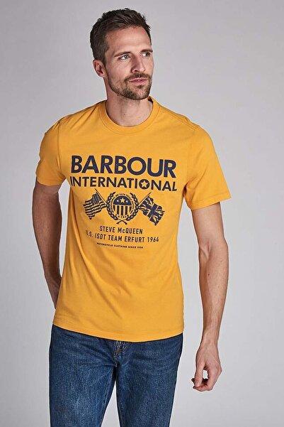 Barbour B.ıntl Steve Mcqueen® Race Flags T-shirt