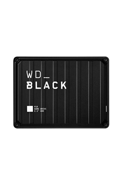 "WD Black P10 Game Drive 2tb Usb 3.2 2.5"" Siyah Taşınabilir Oyun Diski Ba2w0020bbk-wesn"