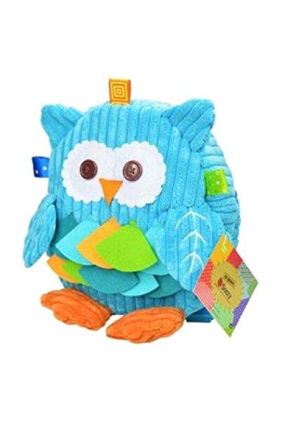 Sozzy Toys SozzyToys Mavi Baykuş sırt çantası(SZY125)
