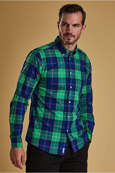 Barbour Toward L/s Shirt Green