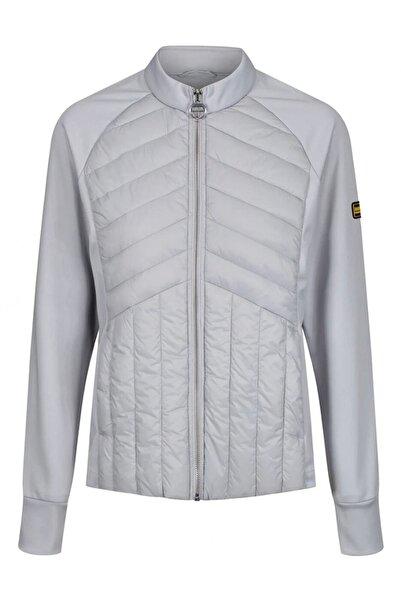 Barbour B.ıntl Drive Zip-through Sweatshirt Ice White
