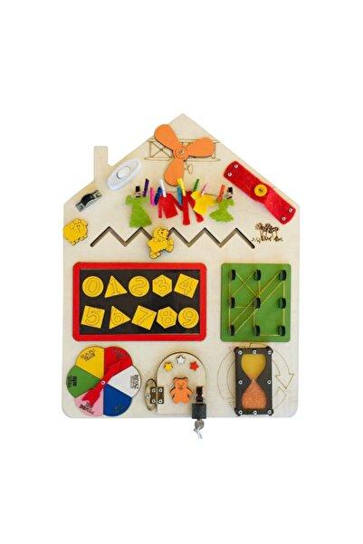 Joy and Toys Ev Aktivite Tahtası - Busy Board