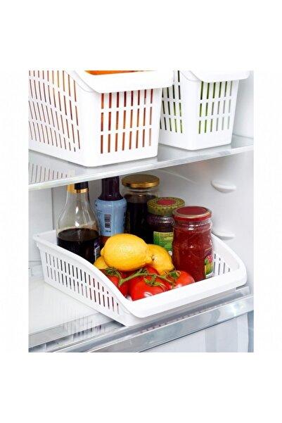 Gondol 2 Adet Yatay Mutfak Düzenleyici